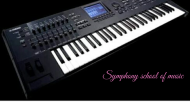 Symphony School Of Music Class I-V Tuition institute in Thrissur