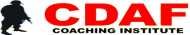 Cdaf coaching institute photo