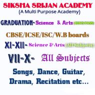 Siksha Srijan Academy Vocal Music institute in Kolkata