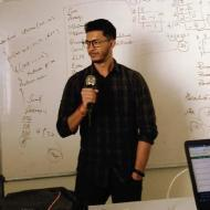 Ramanuj Das Java trainer in Bangalore