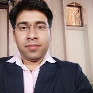 Deepak Pandey Class 6 Tuition trainer in Ghaziabad