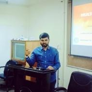 Mithilesh Kumar Pandey Sanskrit Language trainer in Delhi