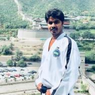 Naveenraj G Self Defence trainer in Bangalore