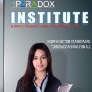 Paradox institute photo