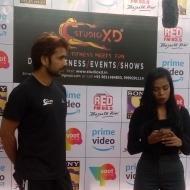 Suren Kumar Zumba Dance trainer in Delhi