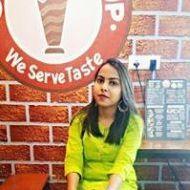Swati T. Bank Clerical Exam trainer in Delhi