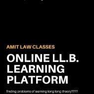 Amit Bhatnagar LLB Tuition trainer in Ghaziabad