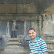 Srikanth R. Reiki trainer in Hyderabad