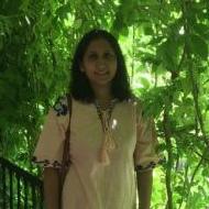 Megha A. Spanish Language trainer in Delhi
