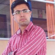 Ashish Bobal Class 12 Tuition trainer in Delhi
