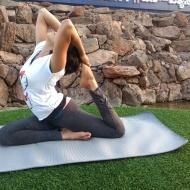 Yamuna G. Yoga trainer in Bangalore