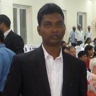 Cresvil Nicholas IELTS trainer in Chennai