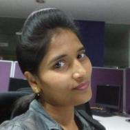 Poornima P. BizTalk trainer in Bangalore