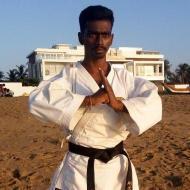 Arun Kumar E Self Defence trainer in Chennai