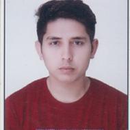 Hritik Tyagi Class 11 Tuition trainer in Ghaziabad