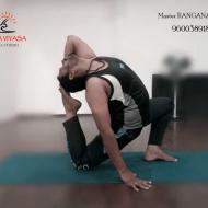 Ranganathan V. Yoga trainer in Chennai