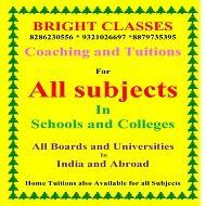 Bright Classes Brahmankar photo