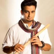 Sriharsha R. Flute trainer in Bangalore
