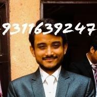 Sushant Kumar Class 9 Tuition trainer in Delhi