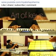 Akshay Sharma Keyboard trainer in Coimbatore