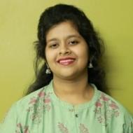 Shreeja R. Class 11 Tuition trainer in Kolkata