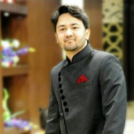 Aakash Sharma 3D Studio Max trainer in Noida