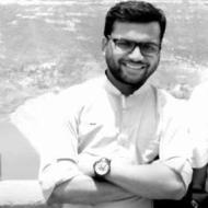 Nikhil Sardeshmukh GRE trainer in Mumbai