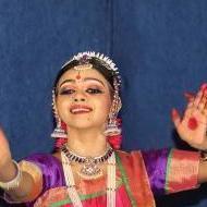 Anagha B. Dance trainer in Kochi