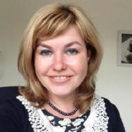 Lina F. French Language trainer in Bangalore