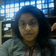 Samyuktha I. Soft Skills trainer in Bangalore