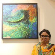 Suchithra K. Drawing trainer in Chennai