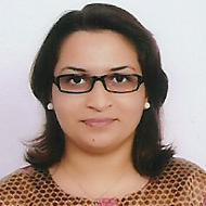 Kanchan D. IBPS Exam trainer in Nashik