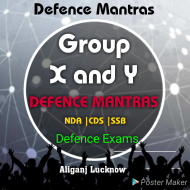 Defence Mantras UPSC Exams institute in Lucknow
