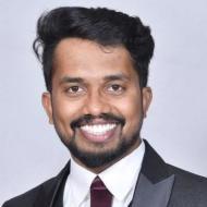 Srinivas M Yoga trainer in Bangalore