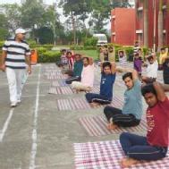 Balvinder Acharya Yoga trainer in Chandigarh