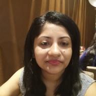 Nandita P. Drawing trainer in Mumbai