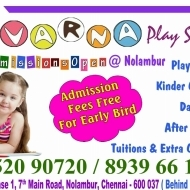 Varna A. Keyboard trainer in Chennai