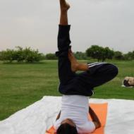 Manoj Kumar Yoga trainer in Delhi