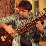 Preetam Banerjee Sitar trainer in Kolkata