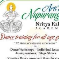Arti's Nupurangan Nritya Kala Academy Dance institute in Pune