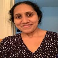 Anupama Radhakrishnan Spoken English trainer in Bangalore