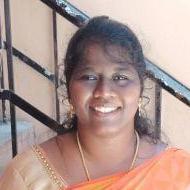 C.Asenshiya BTech Tuition trainer in Chennai
