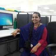 Santhanalakshmi K. SAP trainer in Chennai