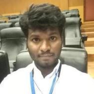 Ramar Bose Data Science trainer in Chennai