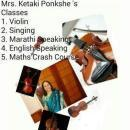Mrs. Ketaki Ponkshe's Classes photo