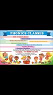 Radhika Phonics Classes Handwriting institute in Pune