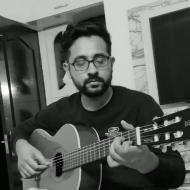 Sahil S. Guitar trainer in Delhi