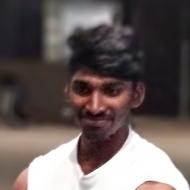 Santhosh R Gym trainer in Bangalore