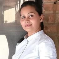 Sqn Ldr Bhawana Chauhan Image Management trainer in Hyderabad