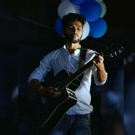 Abhishek Guitar trainer in Bhopal